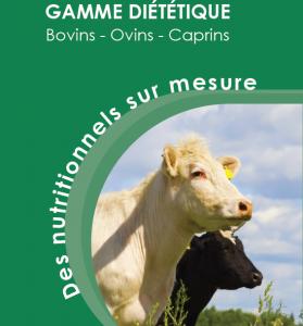 Aliments diététiques ruminants