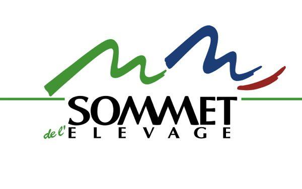 Logo Sommet de l'elevage