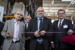 Agriculture S Travert inaugure le site Ouestmin